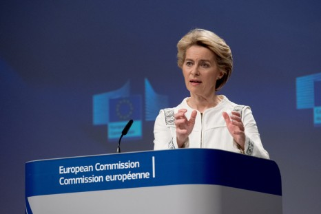 College readout of the first meeting of the von der Leyen Commission